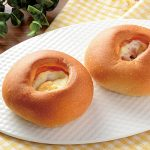 LAWSON 『ブランのハム&マヨネーズパン2個入り』