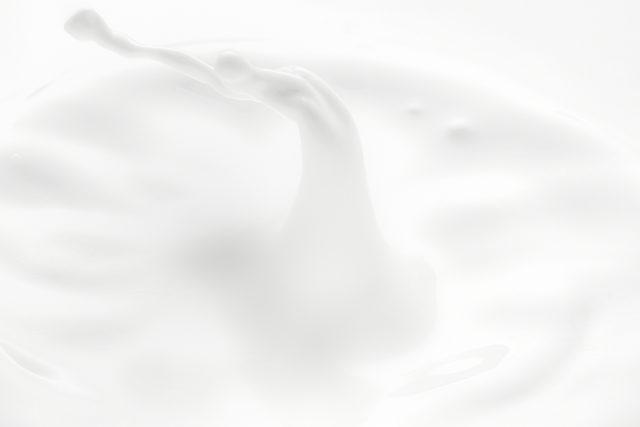 ミルク波紋
