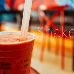Shake it.