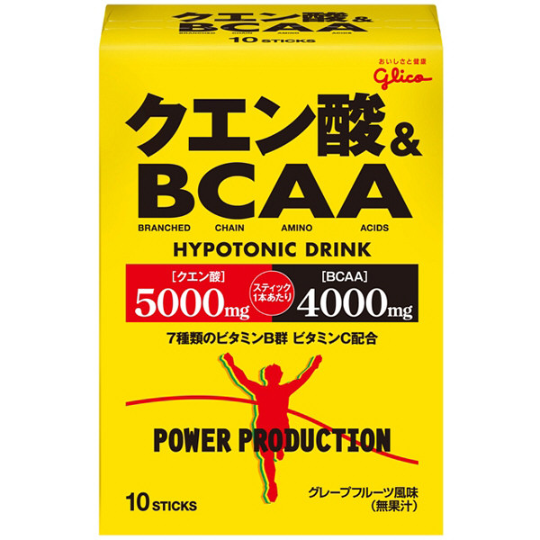 プロダクションクエン酸酸&BCAA