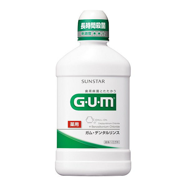 GUM デンタルリンス