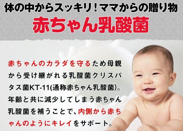 赤ちゃん乳酸菌