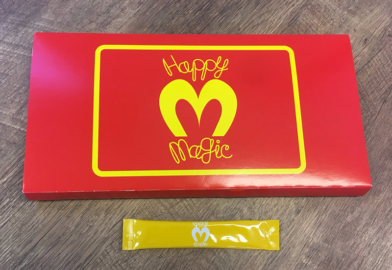 Happy Magic (ハッピーマジック)の中身