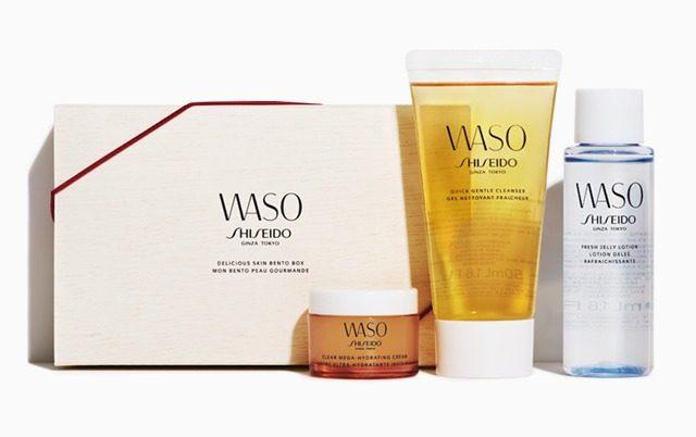 デリシャス スキン ボックス PRODUCTS WASO 資生堂