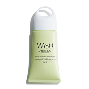 WASO カラー スマート デー モイスチャライザー オイルフリー